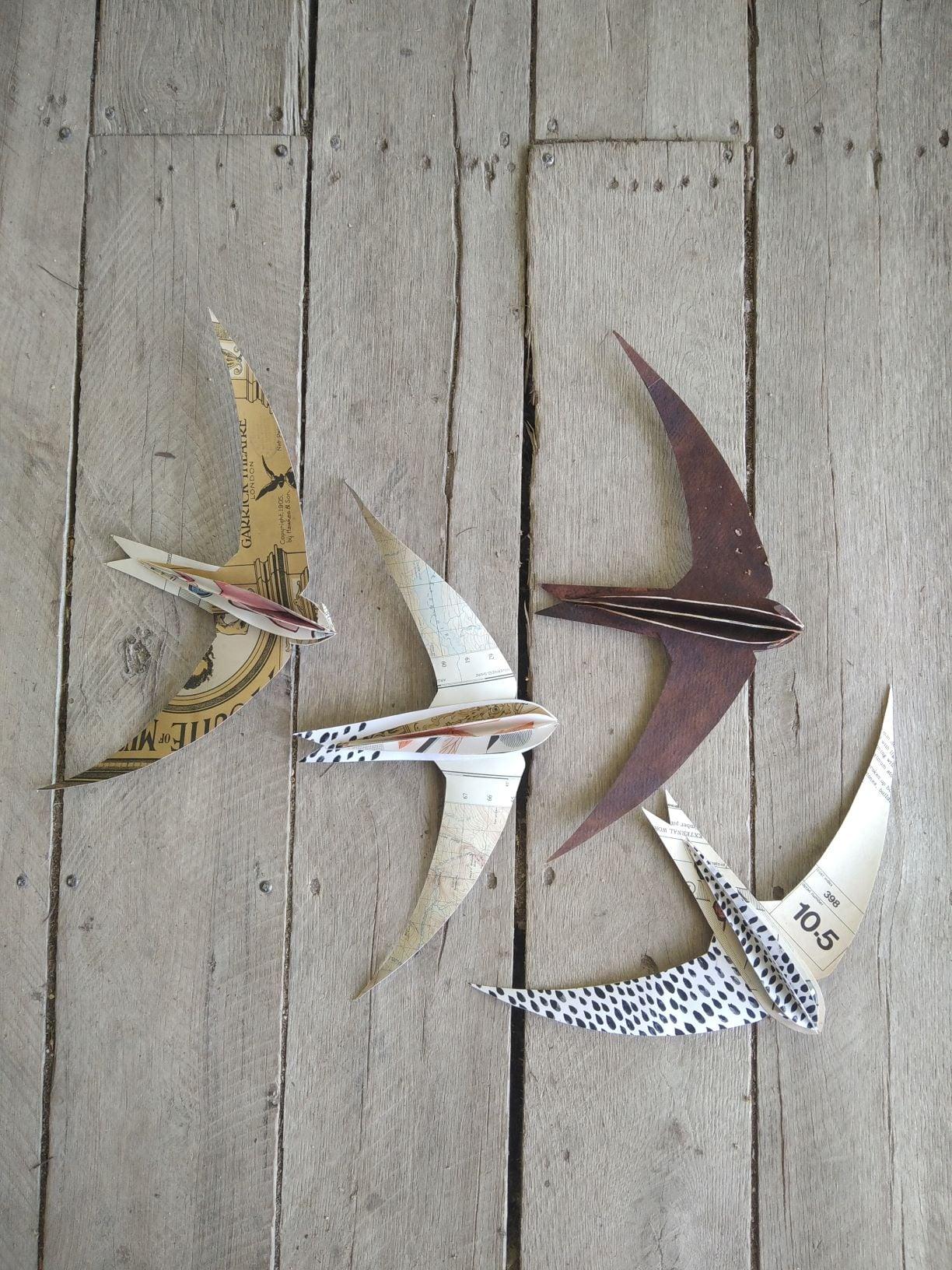Paper Swifts